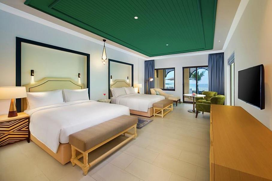 Hotel Hilton Resort & Spa Ras Al Khaimah (fotografie 14)