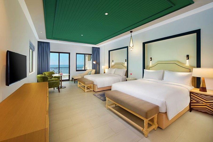 Hotel Hilton Resort & Spa Ras Al Khaimah (fotografie 16)