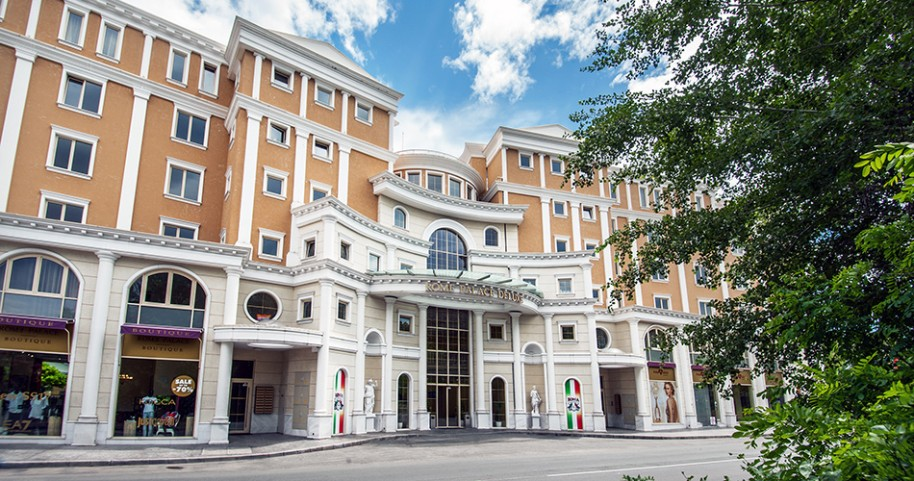 Hotel Rome Palace Deluxe (fotografie 6)