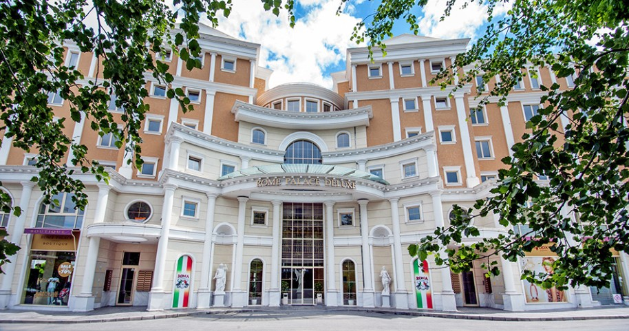 Hotel Rome Palace Deluxe (fotografie 7)