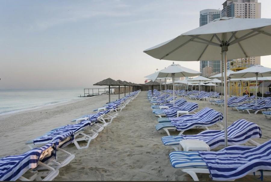 Ramada By Wyndham Beach Hotel Ajman (fotografie 7)