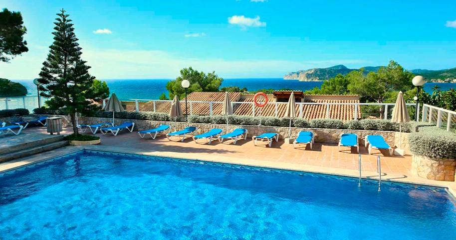 Hotel Club Santa Ponsa (fotografie 1)