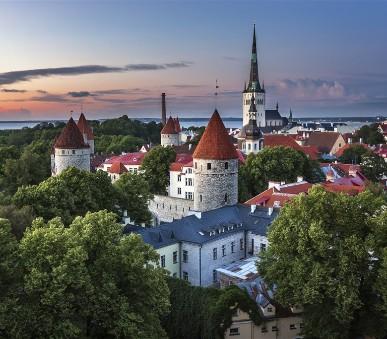 Litva, Lotyšsko, Estonsko