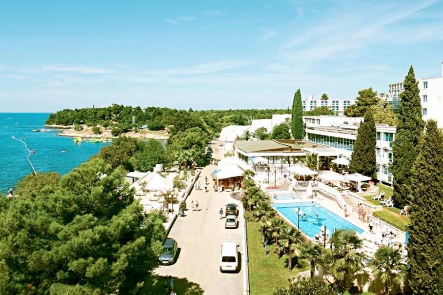Hotel Zorna Plava Laguna (fotografie 1)