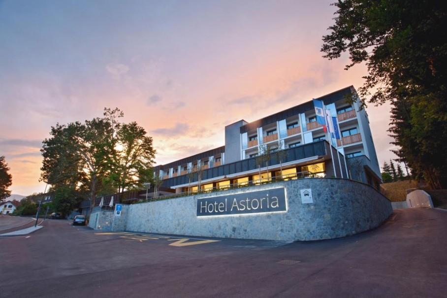 Hotel Astoria Bled (fotografie 7)