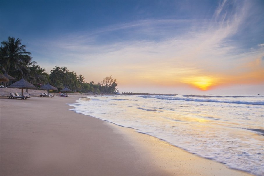 Hotel Victoria Phan Thiet Beach Resort & Spa (fotografie 8)