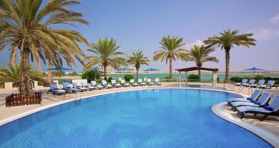 Hilton Al Hamra Beach & Golf Resort (fotografie 2)