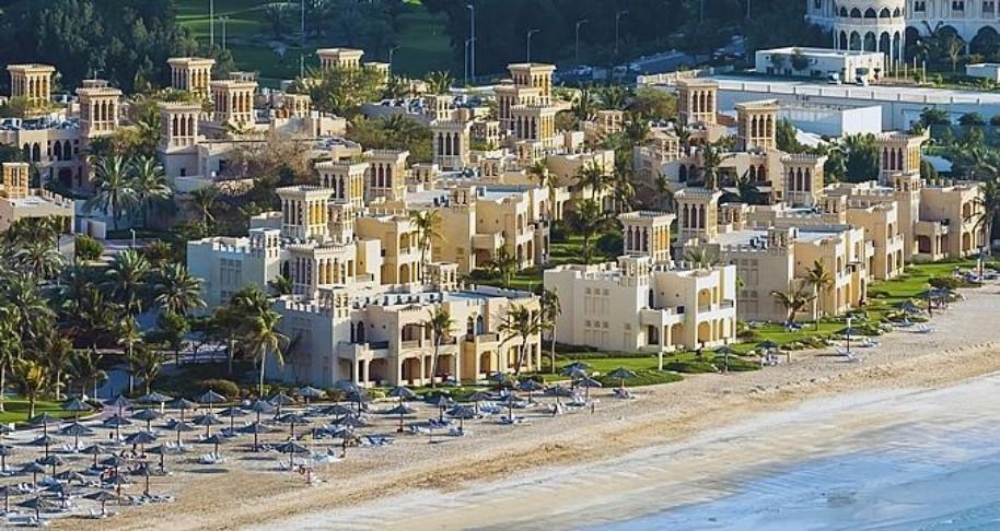 Hilton Al Hamra Beach & Golf Resort (fotografie 5)