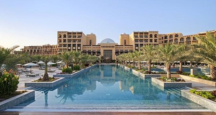 Hotel Hilton Resort & Spa Ras Al Khaimah (fotografie 1)