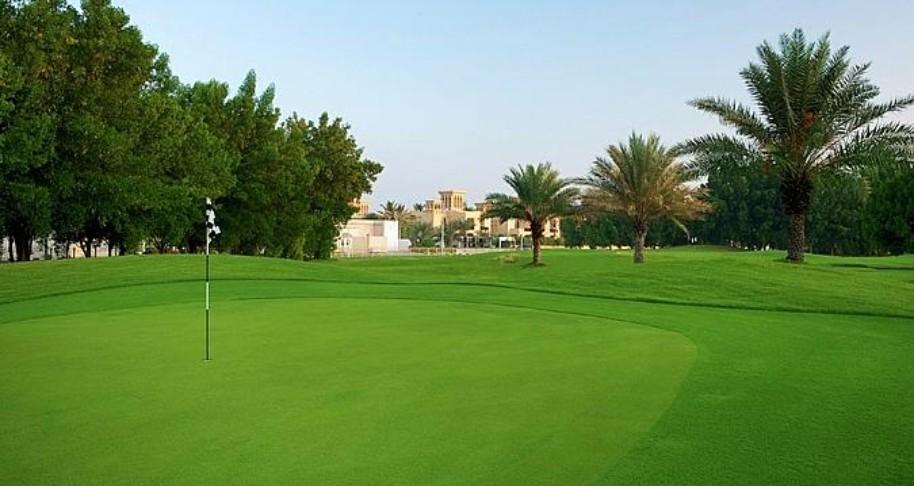 Hilton Al Hamra Beach & Golf Resort (fotografie 18)