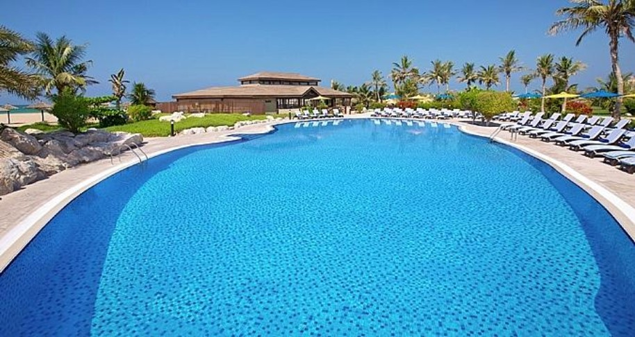 Hilton Al Hamra Beach & Golf Resort (fotografie 20)