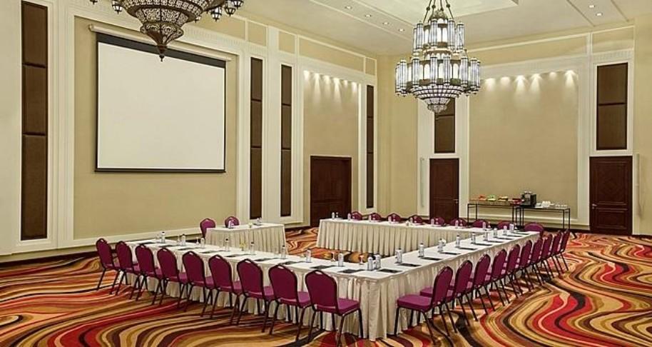 Hilton Al Hamra Beach & Golf Resort (fotografie 21)