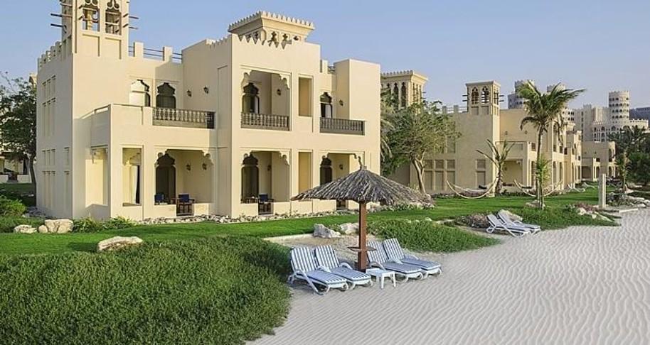 Hilton Al Hamra Beach & Golf Resort (fotografie 23)