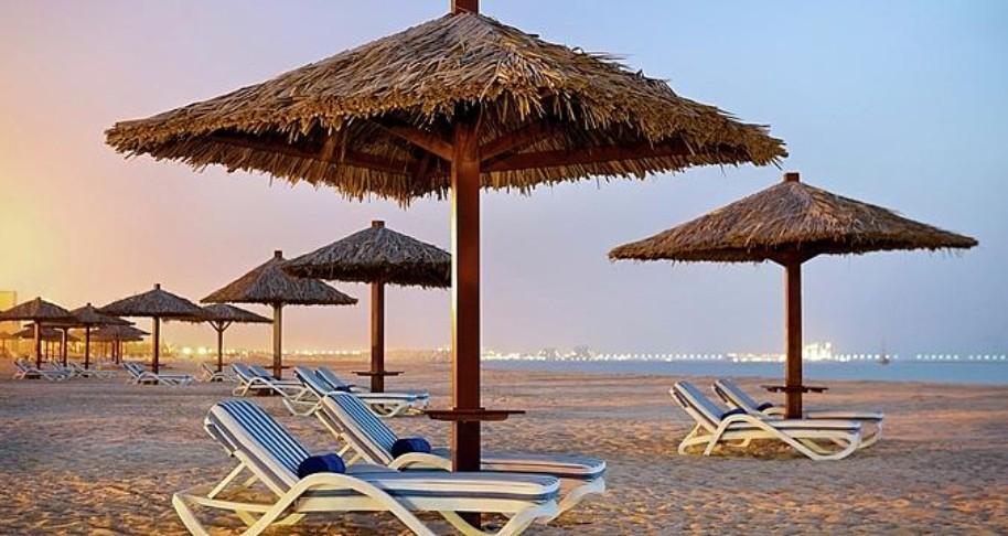 Hilton Al Hamra Beach & Golf Resort (fotografie 6)