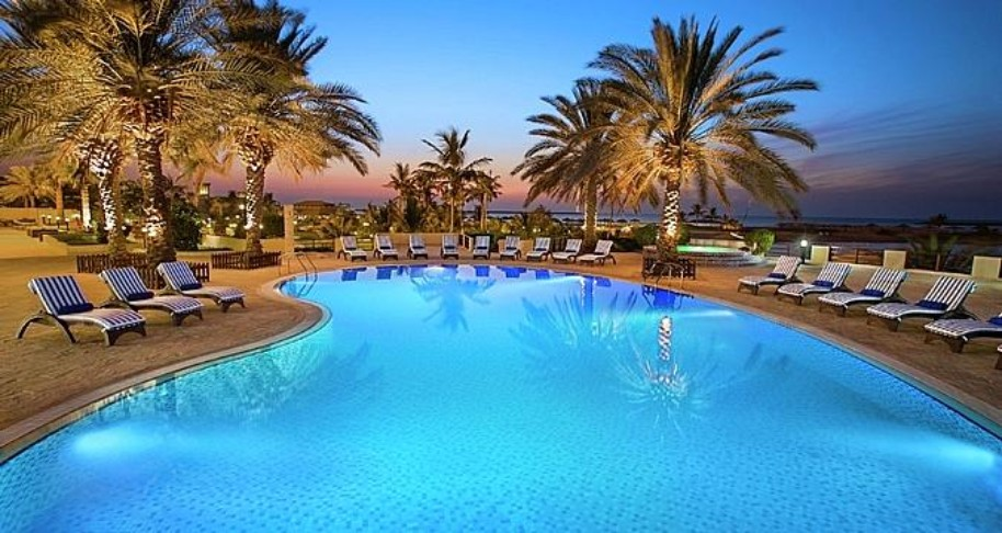 Hilton Al Hamra Beach & Golf Resort (fotografie 7)