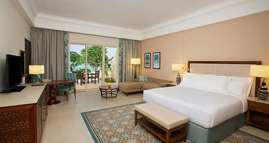 Hilton Al Hamra Beach & Golf Resort (fotografie 10)