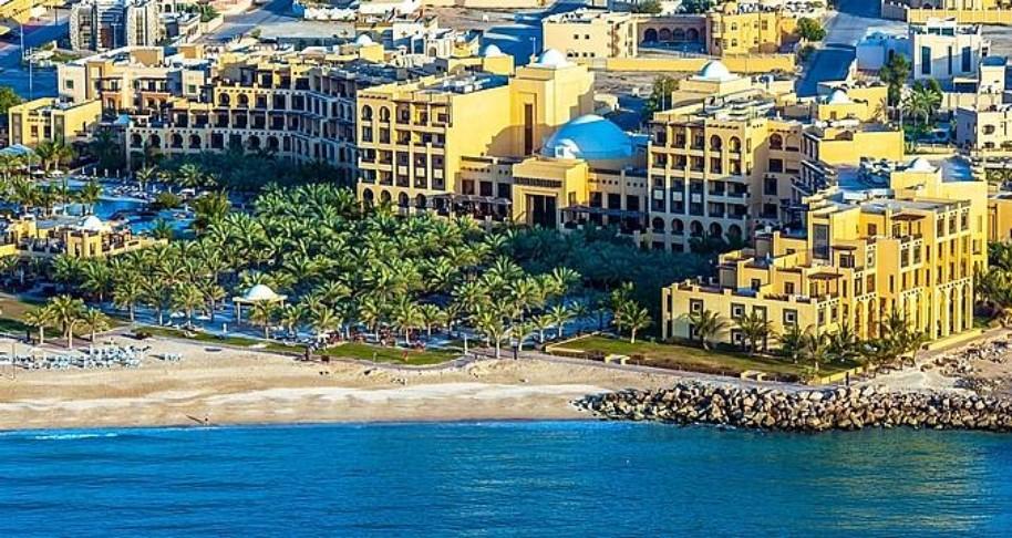 Hotel Hilton Resort & Spa Ras Al Khaimah (fotografie 2)