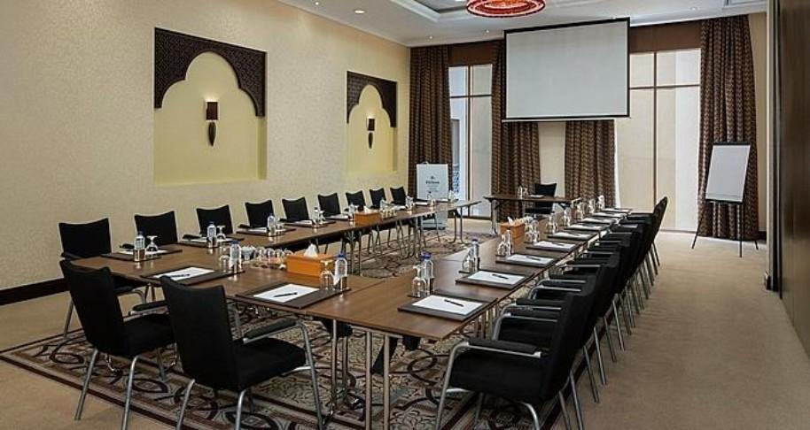 Hotel Hilton Resort & Spa Ras Al Khaimah (fotografie 8)