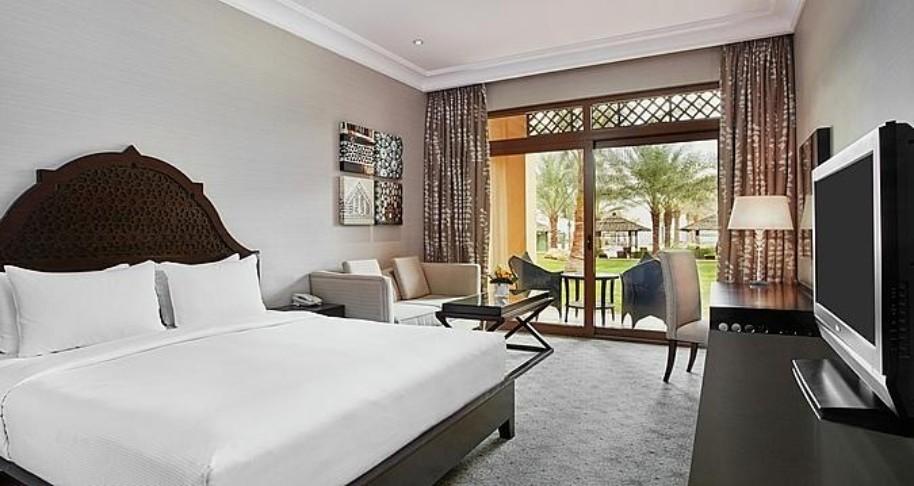 Hotel Hilton Resort & Spa Ras Al Khaimah (fotografie 9)