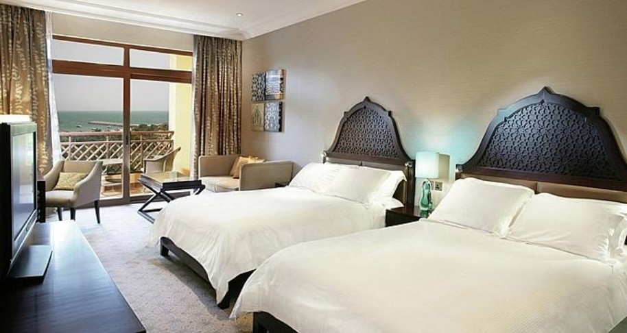 Hotel Hilton Resort & Spa Ras Al Khaimah (fotografie 10)