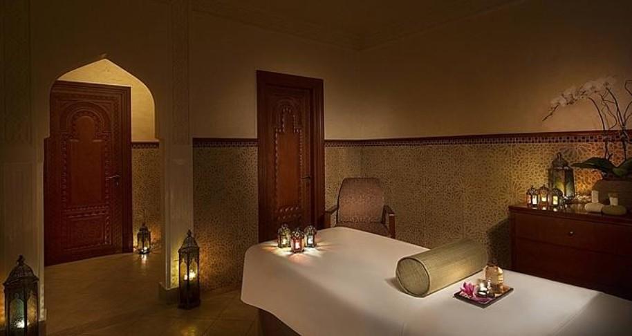 Hotel Hilton Resort & Spa Ras Al Khaimah (fotografie 11)