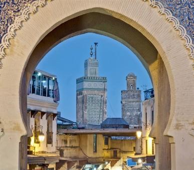 Maroko – okruh královská města