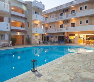 Dimitra Hotel And Apartments