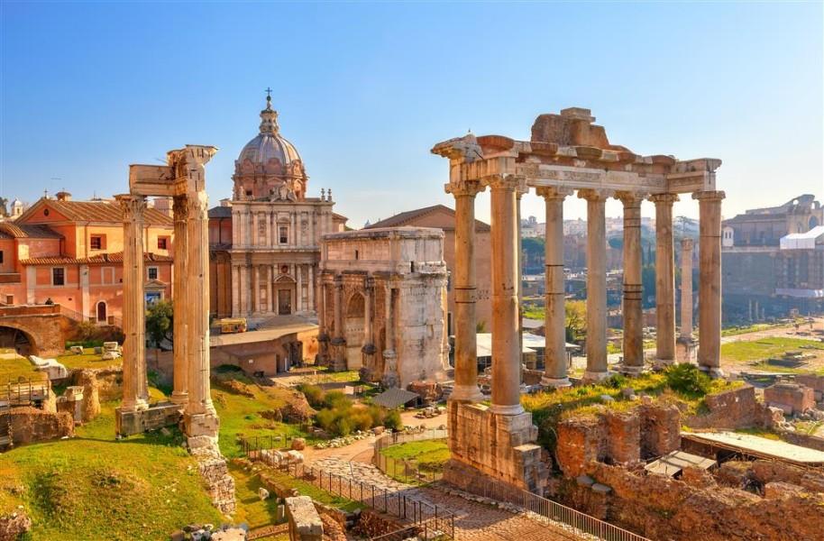 4denní zájezd do Florencie a Říma (fotografie 5)