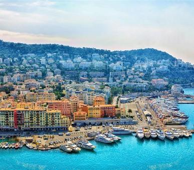 Krásy Azurového pobřeží