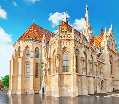Budapešť, Ostřihom a zámek Gödöllö