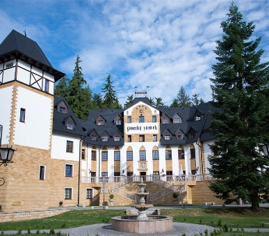 Spa & Wellness Hotel Zámek Lužec