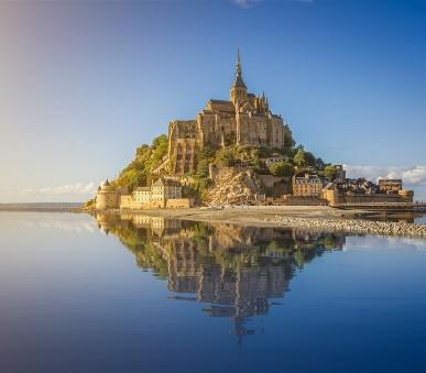 Francie - Normandie a výlet na ostrov Jersey