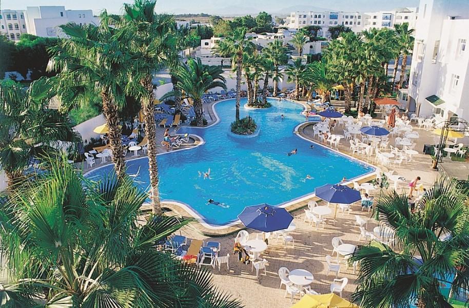 Hotel Nesrine (fotografie 1)