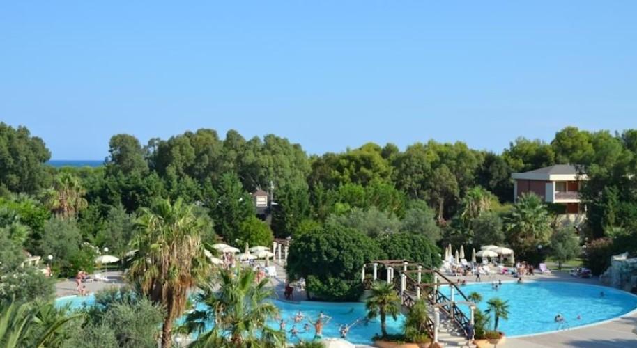 Hotel Villaggio Akiris (fotografie 1)