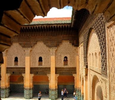Poznávací zájezd velký okruh Marokem