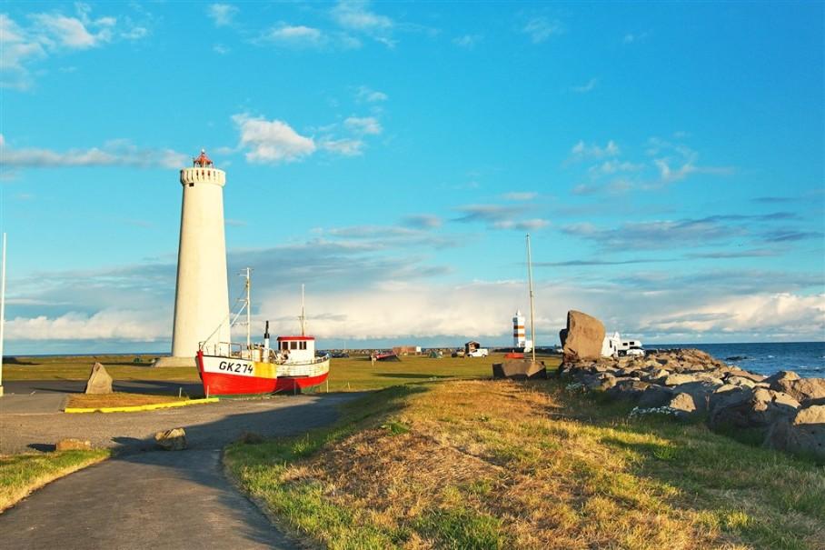 Krásy Islandu s turistikou (fotografie 4)