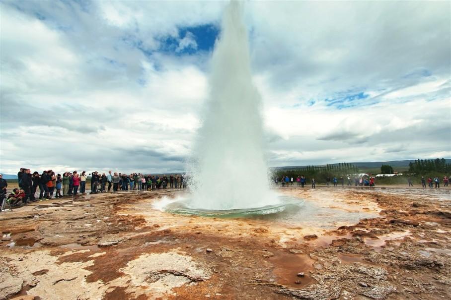 Krásy Islandu s turistikou (fotografie 7)
