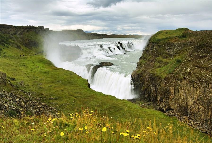 Krásy Islandu s turistikou (fotografie 8)