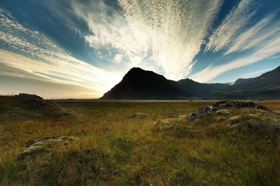 Island - mezi Ledovci, sopkami a horkými prameny (fotografie 6)