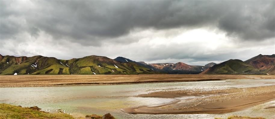 Island - mezi Ledovci, sopkami a horkými prameny (fotografie 9)