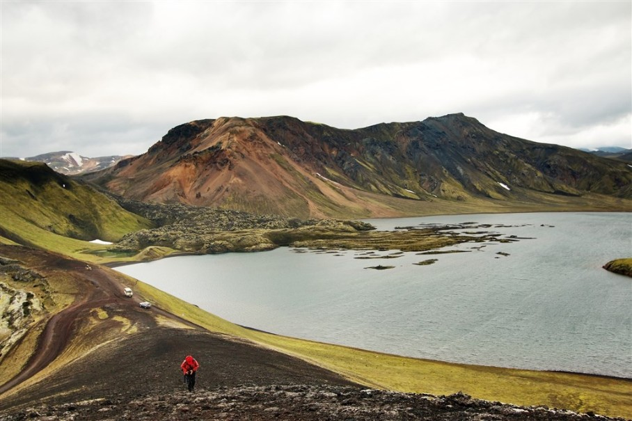 Island - mezi Ledovci, sopkami a horkými prameny (fotografie 11)