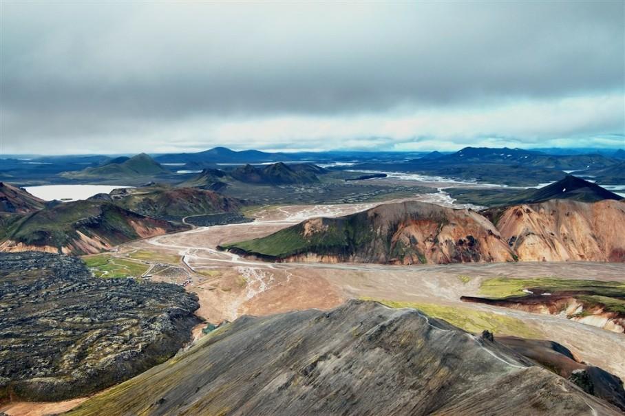 Island - mezi Ledovci, sopkami a horkými prameny (fotografie 13)