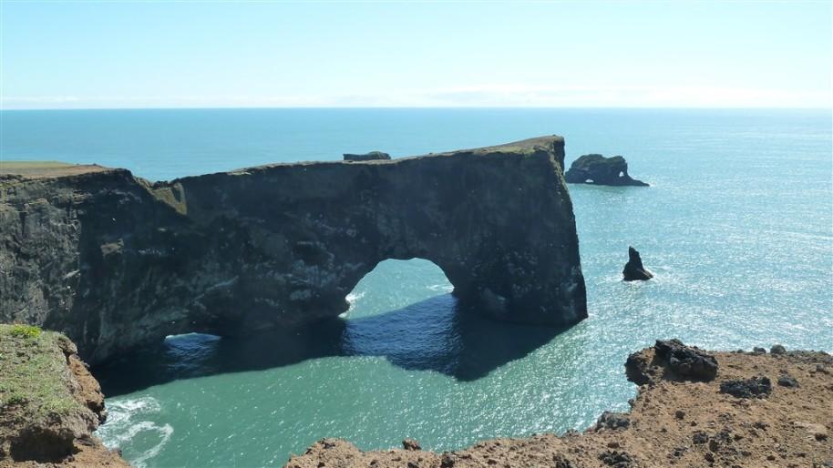 Island - mezi Ledovci, sopkami a horkými prameny (fotografie 16)