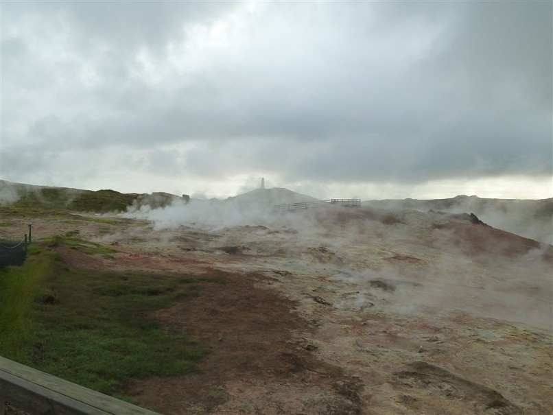 Island - mezi Ledovci, sopkami a horkými prameny (fotografie 17)