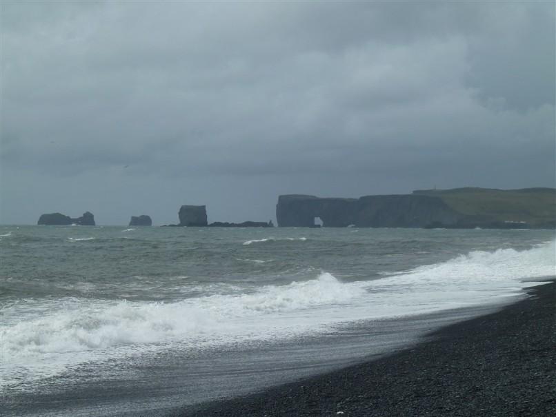 Island - mezi Ledovci, sopkami a horkými prameny (fotografie 18)