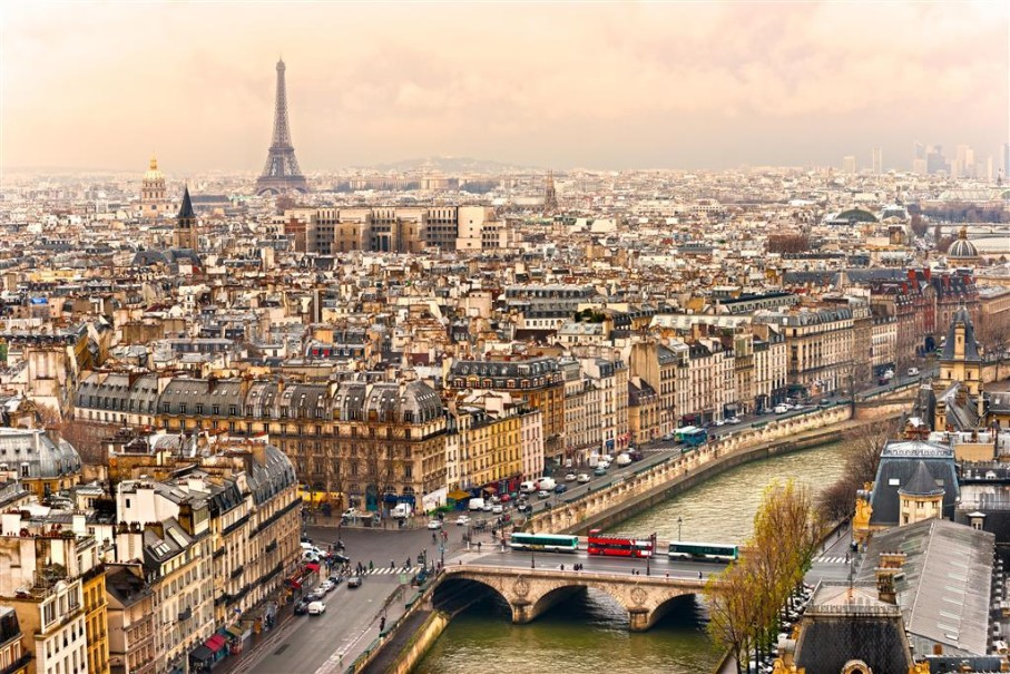 Nejkrásnější místa Paříže (fotografie 11)