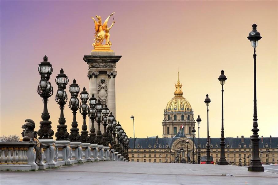 Nejkrásnější místa Paříže (fotografie 8)