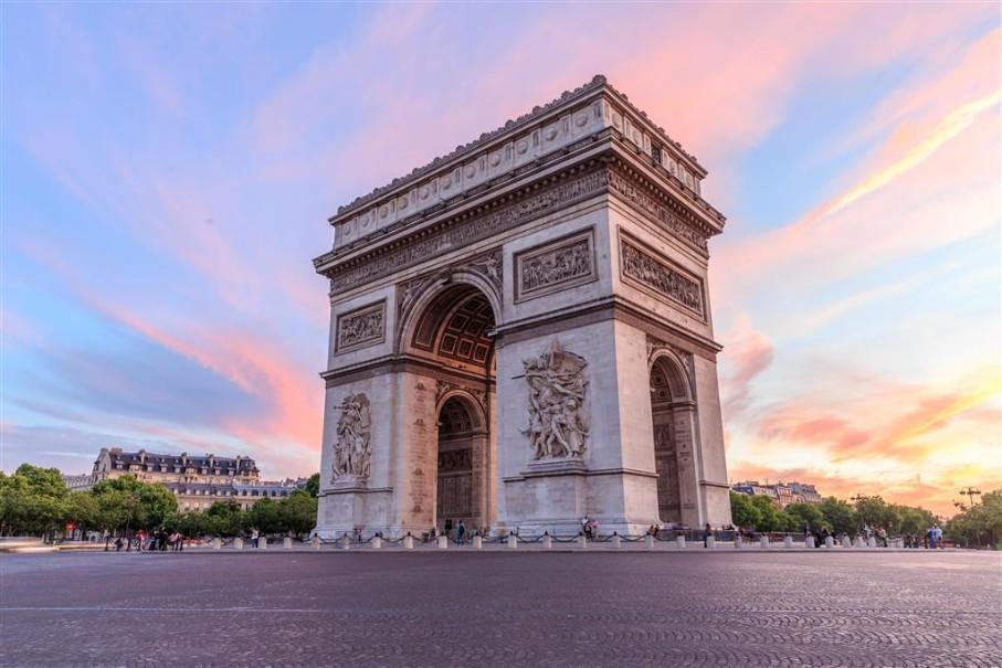 Nejkrásnější místa Paříže (fotografie 7)