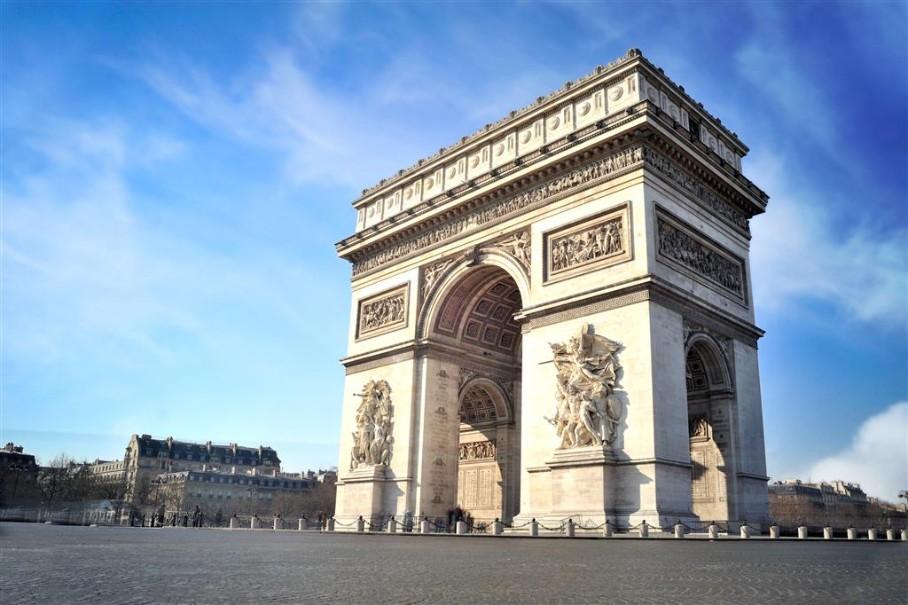 Kouzelná Paříž a Versailles (fotografie 10)