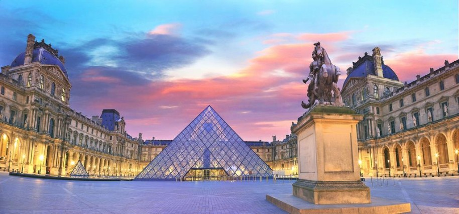 Nejkrásnější místa Paříže (fotografie 2)